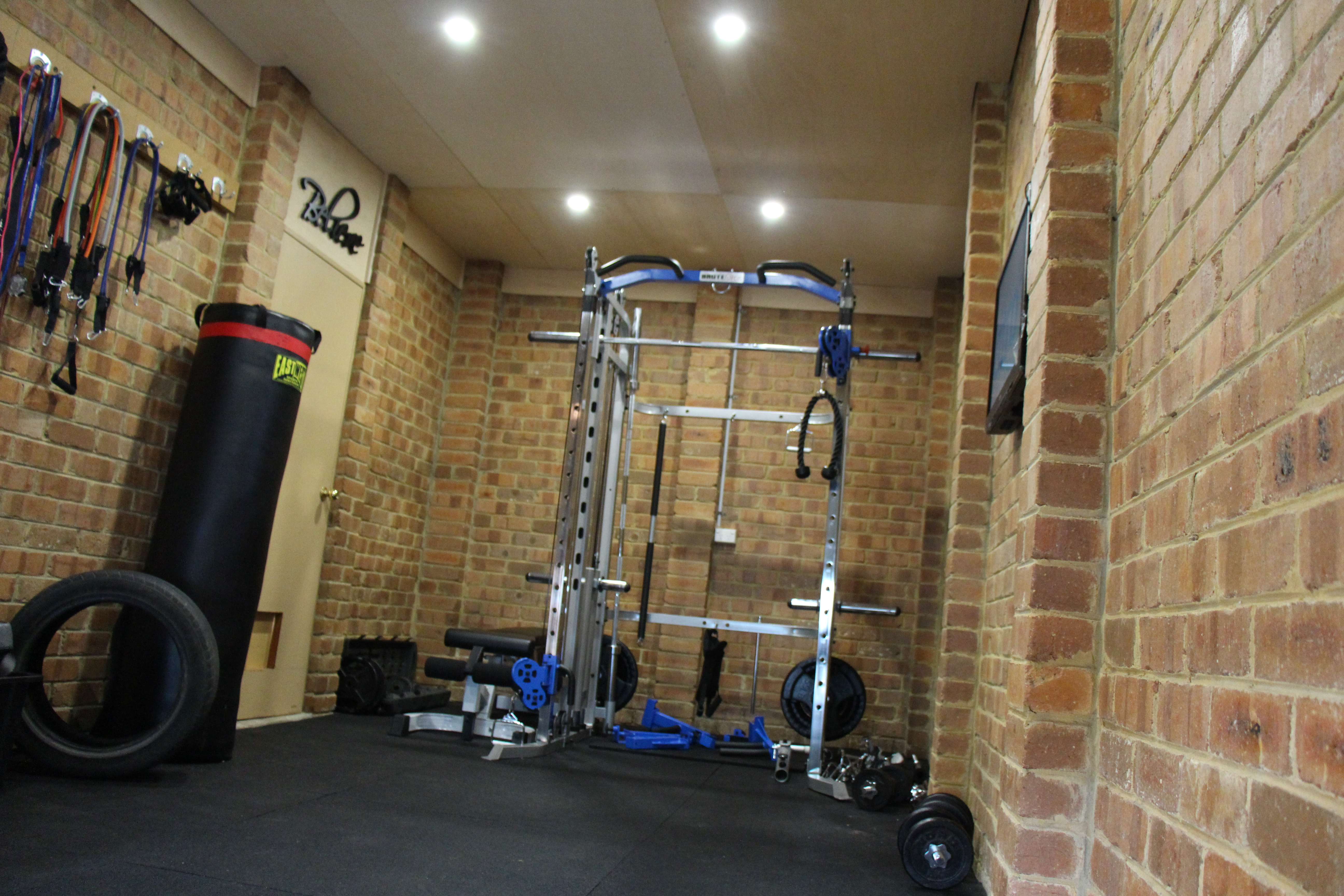introducing our home gym dtro healthy life